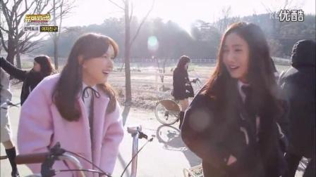 完整版 韩国女团 GFriend 最新舞蹈 - Rough 公开MV拍