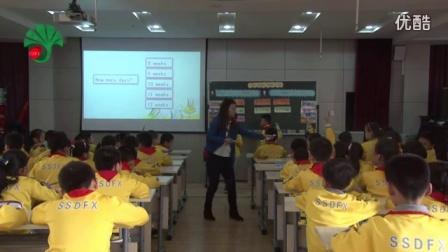 小学英语三年级《maths lesson the seven times table》教学视频,刘美茹