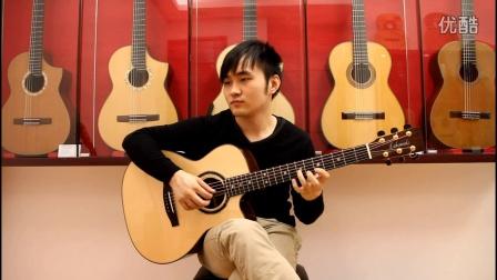 """李香兰""""吉他独奏""""  (罗翔 Steven Law)"""