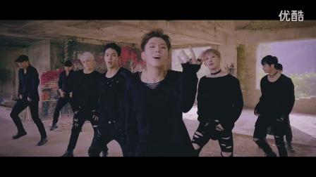 韩国男团 MONSTA X 最新舞蹈MV - Stuck 160805
