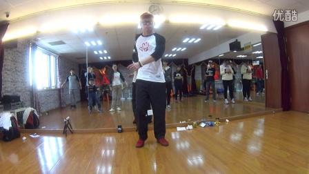 上課演示 sinbadstyle獨角獸表達 小五 GovernDance 街舞 機械舞 Popping
