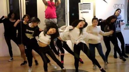 2016.11.29(K-POP日韩爵士)Lesson(编舞:PINK)上海
