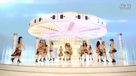 青春美少女团SNH48《浪漫关系》舞蹈版MV