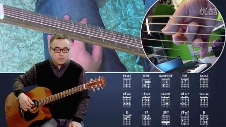 林俊杰《你是我的唯一》吉他弹唱教学