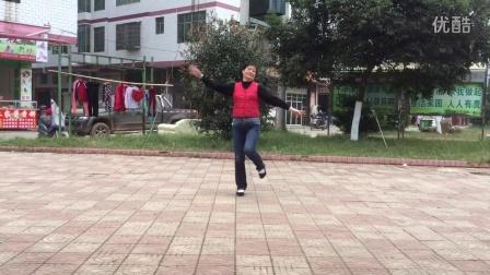 唐江舞动人生广场舞   动感健身操【熊猫功夫】