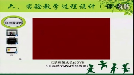 小学信息技术说课视频《制作班级DVD》第二届全国中小学实验教学说课活动