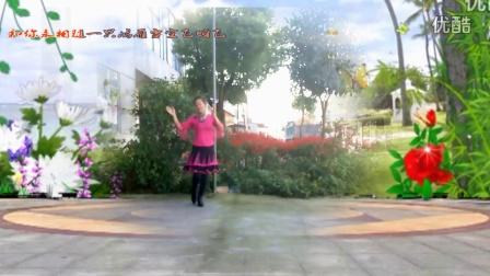 毛家岔广场舞歌在飞 编舞:惠汝 演绎:碧钰 制作:好人如歌