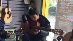 《茉莉花》吉他合奏(琴放吉他班)