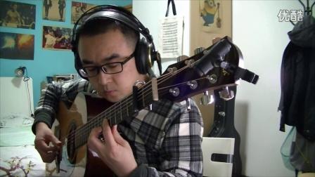 天空之城吉他谱 图片谱,指弹,独奏,木吉他 动漫游戏 ACG