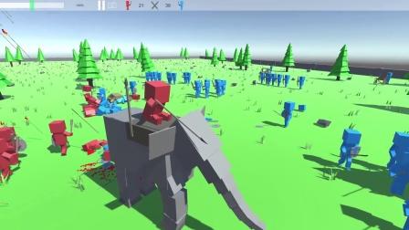 古代战争2Ancient Warfare 2-籽岷的方块战争模拟器视频