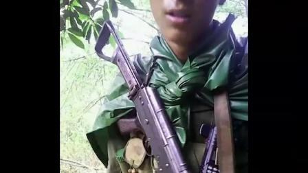 缅甸果敢同盟军311