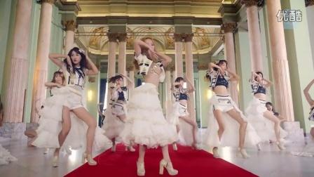 JJGSNH48《公主披风》舞蹈版MV大首播