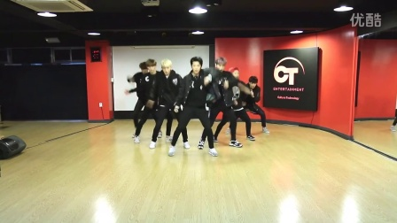 JJGROMEO新曲《TARGET》舞蹈练习室版MV大公开.flv