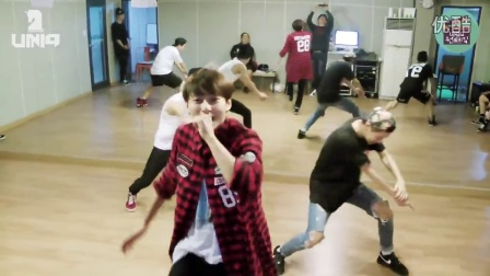 JJGUNIQ《FallingInLove》一镜到底舞蹈练习室版MV公开