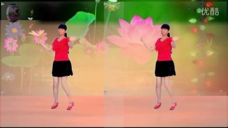 阳光美梅广场舞在我心里有个你32步 步子舞2016最新广场舞视频大全