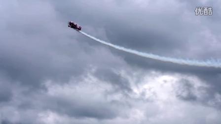 双层 复翼飞机 航展 飞机 螺旋桨 航空 复古 老 酿酒 飞行 特技飞行 杂技 特技279