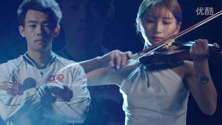 """完美""""圣""""典宣传片震撼发布,12.17与你不见不散"""