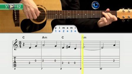 跟着吉他学吉他-初学者指弹视频视频黄梅话图片