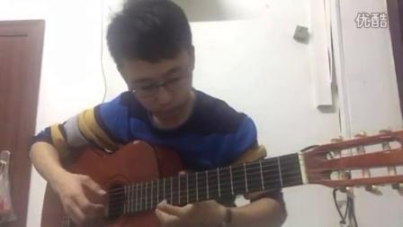 西游记 猪八戒背媳妇吉他谱 gtp谱,独奏,尤克里里 原声带 OST