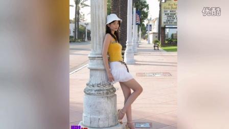 T2035.美女模特写真腿模套图
