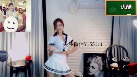 【乐翼美女热舞】美女主播1264熊猫TV尹素婉-Party_Train(小火车)舞蹈版