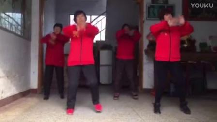 唐僧也疯狂  李瓦屋四姐妹广场舞