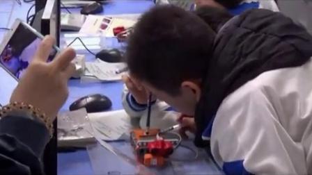 2015年广东省初中信息技术优质课《认识传感器》教学视频