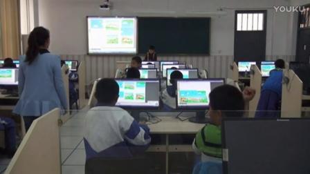 三、移动图形(小学信息技术_人教2001课标版一、二年级起点_第二册)