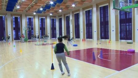 四年级体育《障碍跑》教学视频,2015年济南市基础教育信息化评比优质课
