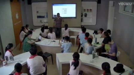 一、用计算机看影片(小学信息技术_人教2001课标版一、二年级起点_第一册)