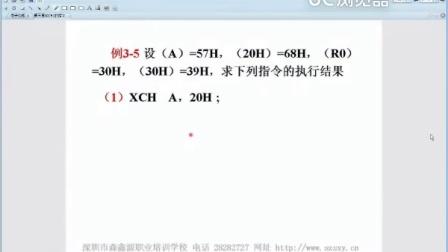 森鑫源职业技术学校- 单片机视频13