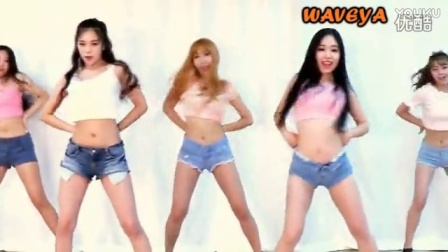 美女热舞Waveya NS - NS Yoon-G (NS) Yasisi  Cover dance