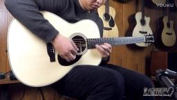 Switch scom2ha 手工吉他评测试听 沁音原声