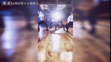 陶奕希-舞蹈MV拍摄花絮