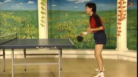 乒乓球方法教程视频步法1【单步及单步在攻球滤油操作基础图片