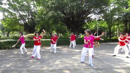 鹤舞舞蹈_木兰圈小小斗牛士云天幼儿视频图片