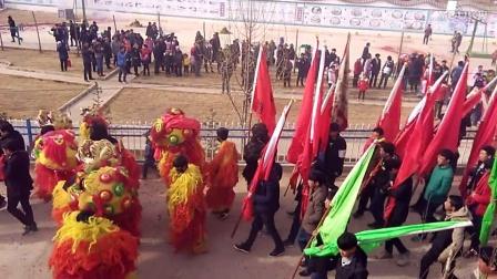 2017年临潭县李岗村正月初十