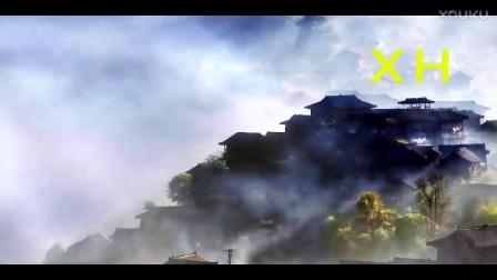 苗族彝族风光风景少数民族歌舞民族舞蹈花纹图腾LED大屏幕背景视频素材
