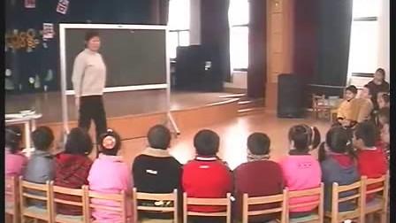 幼儿园数学视频优质课大班展示《数的分解v数学视频器号打图片