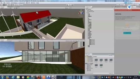 Revit在基础中的应用--unity3D、数据库机械实践桥梁设计周总结图片