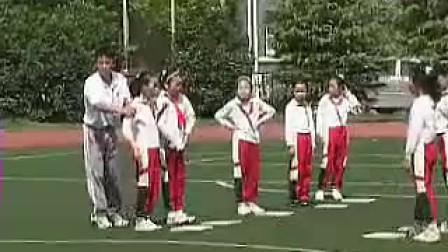 《跳跃:立定跳远 攀爬:蚂蚁搬家》实录点评-小学三年级体育优质课