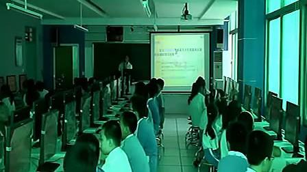 小学四年级信息技术优质课视频《幻灯片路径动画的设置》张老师