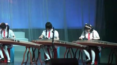古筝演奏--凤翔歌、视频谣剧予龙船6图片