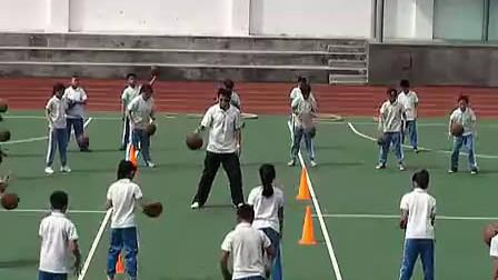 体育六年级公开课优质课视频课堂实录专辑