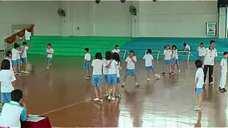 小学五六年级单元体育―人教课标版―朱炳辉―小榄西区小
