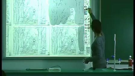 高中美术《漫画选修——关于背景》优质课教学视频