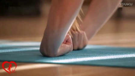 自学瑜伽初级教程在家练体式之_手腕疼痛缓解视频
