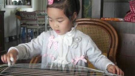 樱樱视频练习曲--凤翔歌古筝斗鸡赛图片