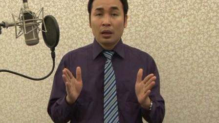 杨志勇视频练习v视频科学1-6.甩下巴授课网络视频发声图片