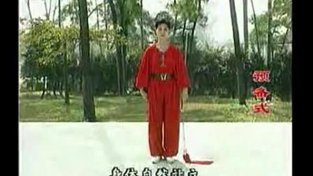 江湾体育场--48式木兰剑v教学教学堡垒_baofen套路之夜跳伞喷火图片